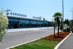 Montenegro-Podgorica-Airport